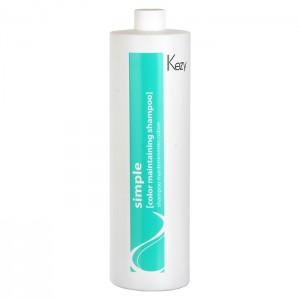 Шампунь для поддержания цвета окрашен.волос 1000мл Simple Color Maintaining  92002