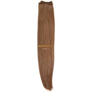 Волосы на трессе прямые 7.0 (8)  50 см (50гр) HAIRSHOP