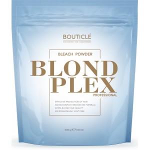 "Обесцвечивающий порошок Blond Plex с аминокомплексом - ""BOUTICLE Blond Plex Power Bleach"" - 500 гр"