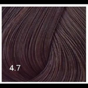 Перманентный крем-краситель Expert Color 100 мл 4/7 темный шоколад