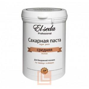 Сахарная паста средняя 60 гр.Elseda