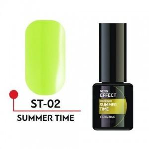 """Гель-лак """"SUMMER TIME"""" №02, 5 мл."""