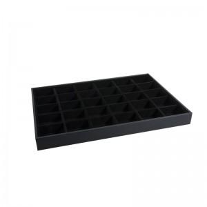 Коробка под украшения, открытая, 30 ячеек (PN)