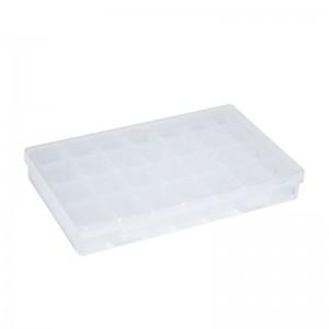 Контейнер пластиковый, 28 ячеек (PN)