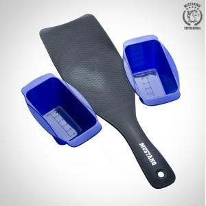 Планшет для мелирования с контейнерами Mustang LPM04 Синий