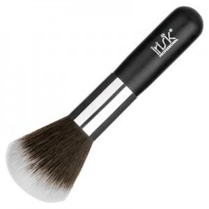 Кисть макияжная маленькая Gray, для румян, короткая ручка IRISK
