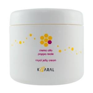 Питательная крем-маска для волос с маточным молочком 500 мл 004А КААРАЛ
