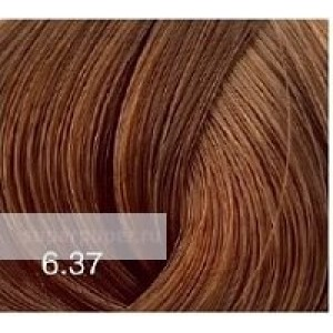 Перманентный крем-краситель Expert Color 100 мл 6/37темно-русый золотисто-коричневый