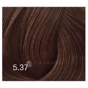 Перманентный крем-краситель Expert Color 100 мл 5/37светлый шатен золотисто-коричневый