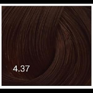 Перманентный крем-краситель Expert Color 100 мл 4/37 шатен золотисто-коричневый