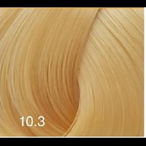 Перманентный крем-краситель Expert Color 100 мл 10/3 светлый блондин золотой
