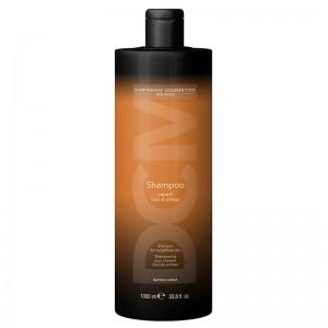 """Шампунь для вьющихся и кудрявых волос с экстрактом бамбука -""""DCM Shampo 300 ml"""