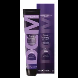 1/8 черный фиолетовый - DCM Hair Color Cream HOP Complex 100 мл