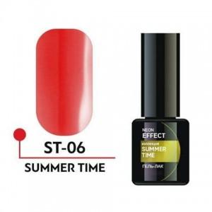 """Гель-лак """"SUMMER TIME"""" №06, 5 мл."""