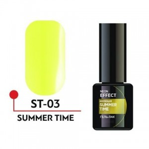 """Гель-лак """"SUMMER TIME"""" №03, 5 мл."""