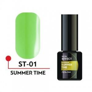 """Гель-лак """"SUMMER TIME"""" №01, 5 мл."""