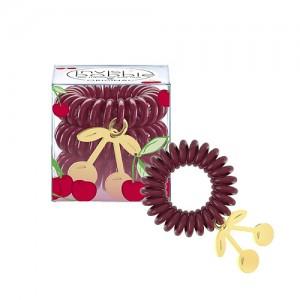 Резинка-браслет для волос invisibobble TUTTI FRUTTI Cherry Cherie