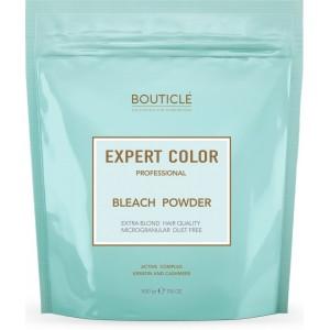"Обесцвечивающая пудра с кератином и кашемиром - ""BOUTICLE Expert Color Power Bleach"" - 50 гр"