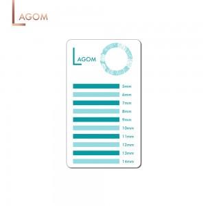 Планшет для ресниц LAGOM 140*80*2