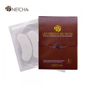 Патчи гидрогелевые NEICHA витаминизированные прямые, 1 пара