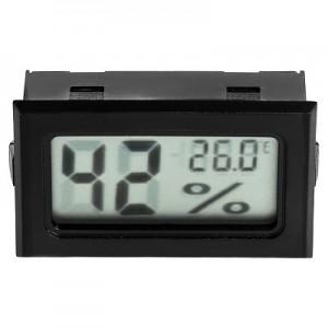 Измеритель влажности и температуры (01 Черный) Р149-10 IRISK