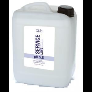 Шампунь для ежедневного применения pH 5.5 5000 мл. OLLIN SERVICE LINE 726864